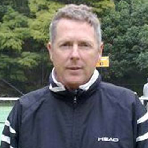 David Chapman Tennis Coach Sydney