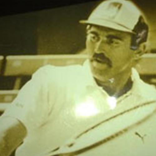 Mark Edmondson Tennis Coach