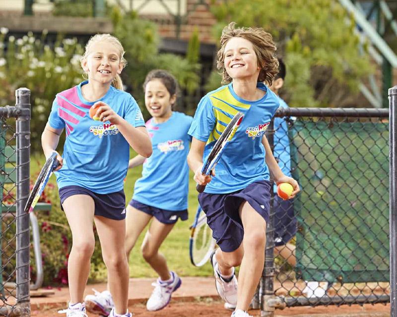 Sydney Kids Holiday Tennis Camp