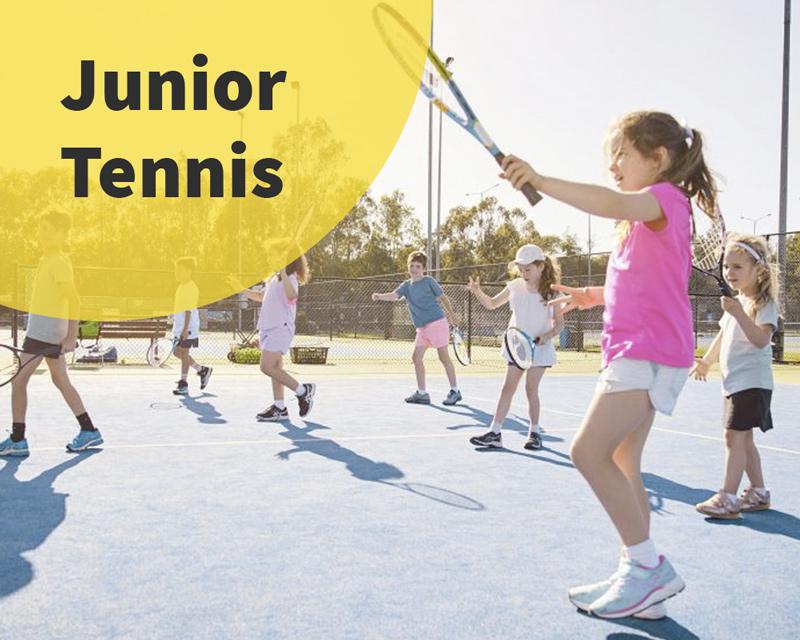 Sydney Junior Tennis Programs