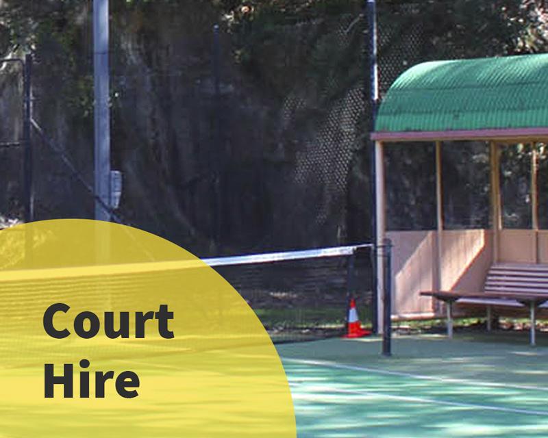 Sydney Best Tennis Court Hire